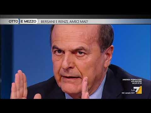 Otto e mezzo - Bersani e Renzi, amici mai? (Puntata 15/11/2017)