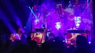 Animal Collective - Water Curses, Live At White Oak Music Hall 11/15/16