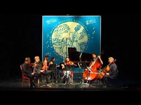 F. Mendelssohn - Piano sextet in D major, op.110 - 2/4 (Adagio)