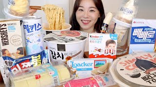 ASMR Korean Convenience Store …