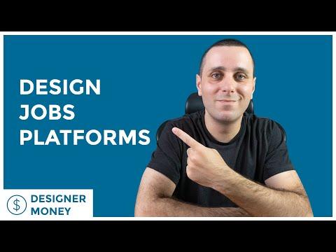 Design Jobs Platforms / Designer Money
