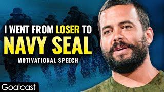 Navy SEAL Teaches Teen A Big Lesson   Chad Williams Speech   Goalcast
