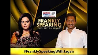 Frankly Speaking with YSR Congress Chief Y. S. Jaganmohan Reddy | Full Exclusive Interview