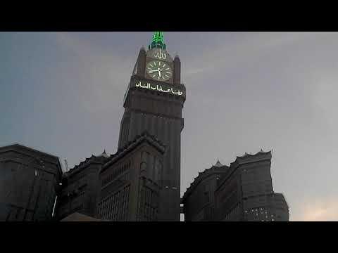 subhanallah-beautiful-azan-maghrib-makkah