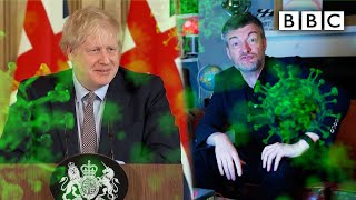 Britain preps for the Coronavirus Covid-19 pandemic! 🦠 - Charlie Brooker's Antiviral Wipe - BBC
