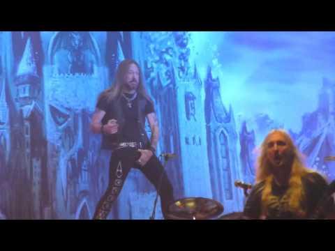 Hammerfall - Heeding the Call@Scandinavium 2015-11-28 Gothenburg Sweden