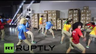 Brazil: Rio 2016 Olympic uniforms unveiled