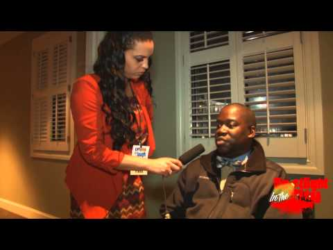 """Daryl """"Chill"""" Mitchell Interview At Eat, Drink, Laugh Atlanta On Spotlight In The City"""