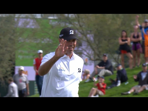 Highlights | Matt Kuchar holds one-shot lead after Round 1 at Waste Management