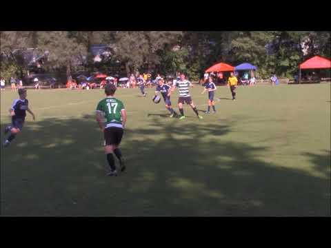 2017 Preseason tournament Danville soccer club boys U16 coach Erick Vega