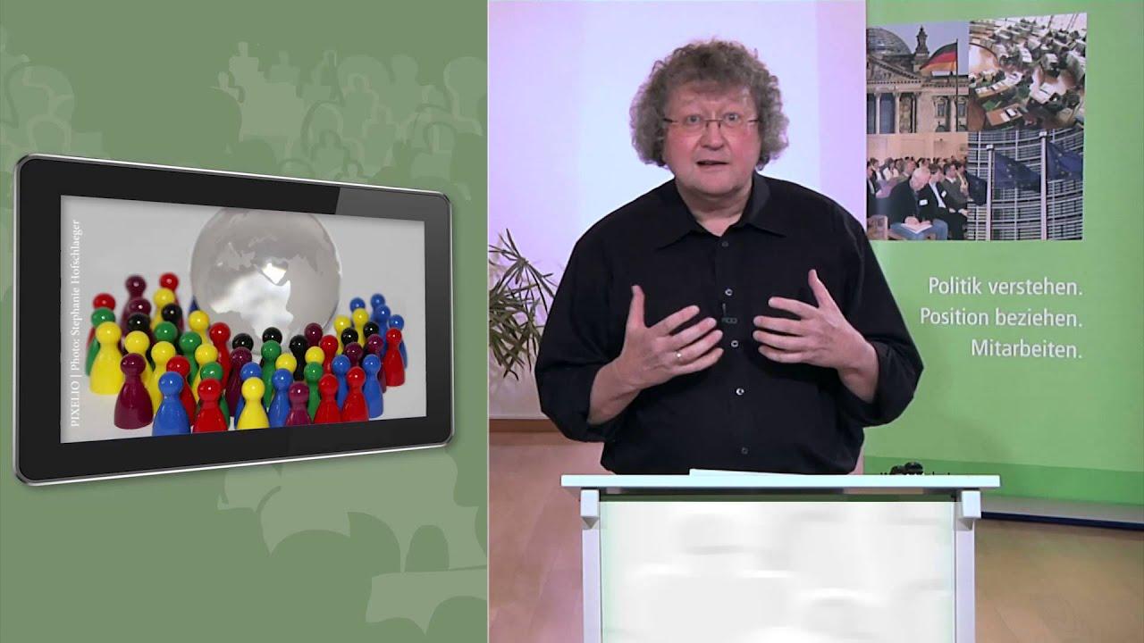 Youtube Video: Donnerstagsgespräch: Werner J. Patzelt - Wie wählen wir richtig?