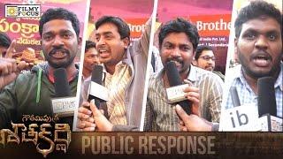 Gautamiputra Satakarni Movie Public Talk and Reponse || Balakrishna, Shriya, Krish - Filmyfocus.com