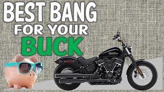 Gambar cover Converting Stock Milwaukee-Eight Harley Exhaust Slip-ons - More Sound & Power