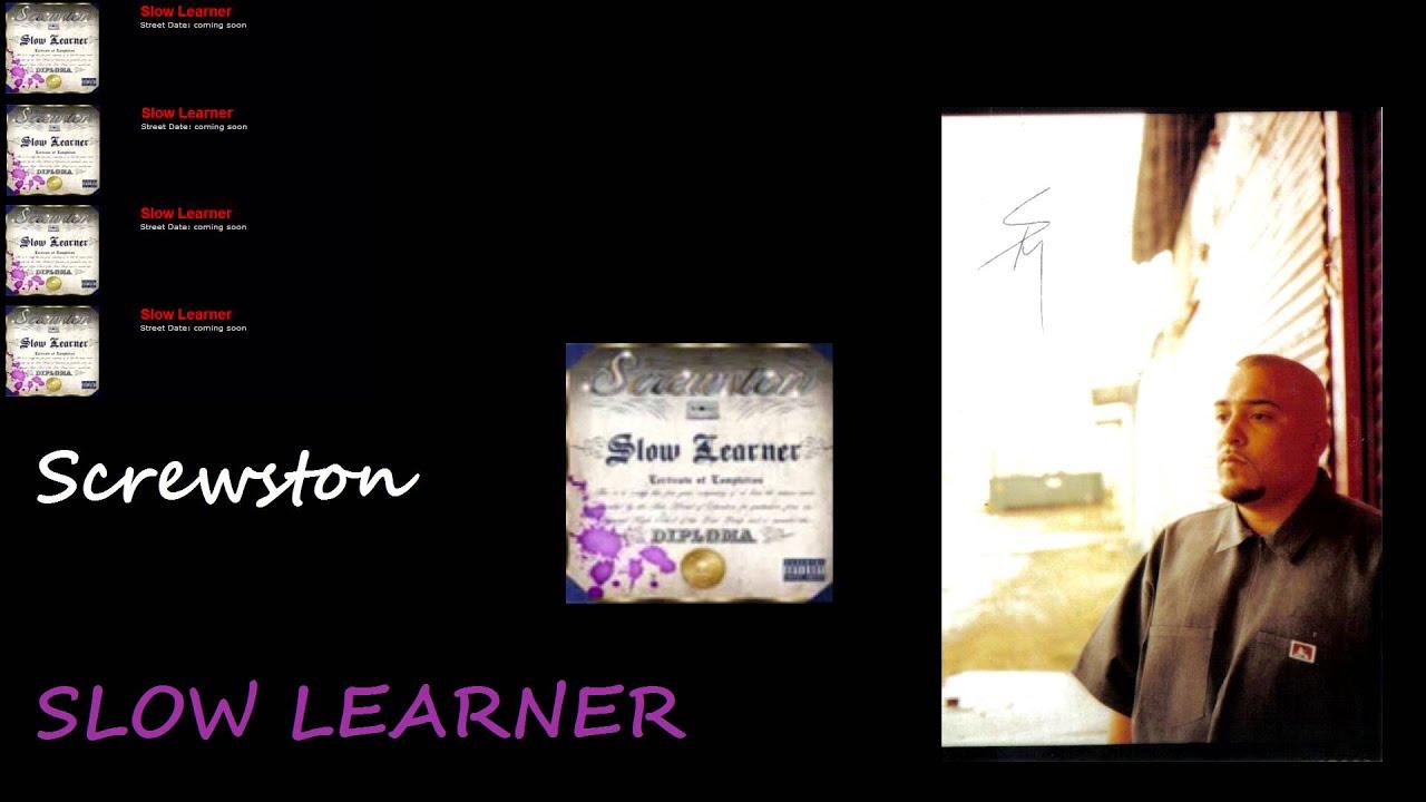 Screwston Slow Learner Album Snippets 2014