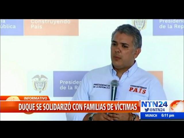 Accidente aéreo en Colombia deja al menos 14 muertos