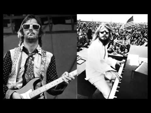 Eric Clapton and Leon Russell: Apartment Jam, 1974 (Full Session)