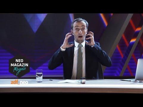 PRISM Is A Dancer: Ganz großes Kino   NEO MAGAZIN ROYALE mit Jan Böhmermann - ZDFneo