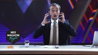 PRISM Is A Dancer: Ganz großes Kino | NEO MAGAZIN ROYALE mit Jan Böhmermann - ZDFneo