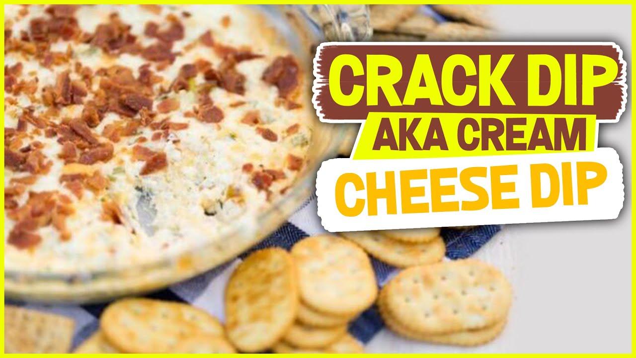 bacon cream cheese crack dip
