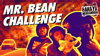 """UNCUT VERSION"" Mr. Bean Challenge - Bahaya Menganggur"