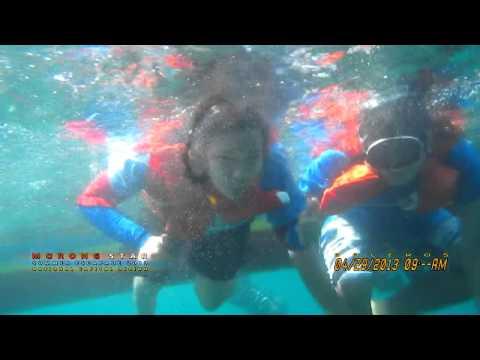 Morong Star Beach Resort - Snorkeling [720p HD]