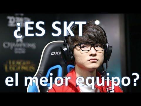 ¿Es SKT EL MEJOR EQUIPO De Corea? - Debate
