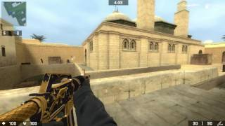 Counter-Strike Source: Expert Bot - Dust 2