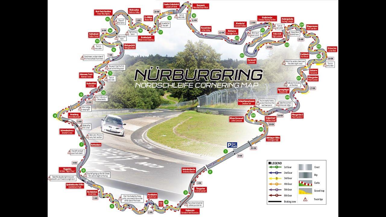 Map Of Germany Google Earth.Nurburgring Race Track In Nurburg Germany Google Earth Map