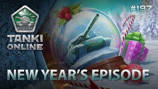 Tanki Online V-LOG: New Year's Episode 197