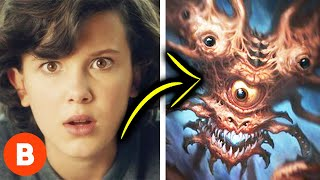 Stranger Things Monsters That Could Be Villains In Season 3