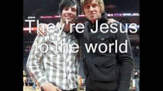 This Beautiful Republic-Jesus To The World with lyrics