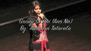 Cover of Goonji Si Hai (Aao Na)