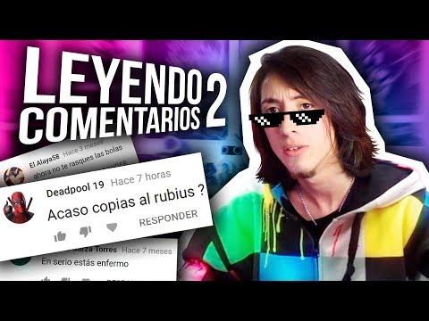 LEYENDO COMENTARIOS #2 - ESPECIAL 200K - MR. PHILLIP