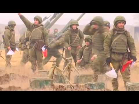 2017 New Russian Army Combat Tactics Against The Invasion Of NATO/US In Eastern Europe.