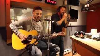 Marc Dupré chante Ton Départ à Rythme FM 105,7