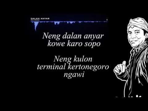 Didi Kmpot - Dalan Anyar Lirik