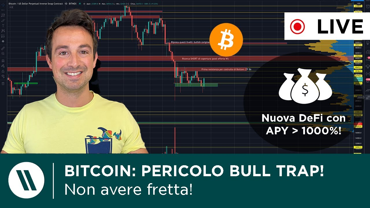 soldi in banca sicuri bitcoin legale in italia