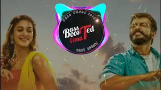 Danga Danga   🎧 Bass Boosted Tamil 🎧   Visuvasam   Ajith Kumar