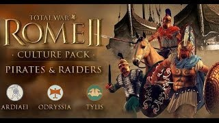 Обзор DLC Pirates And Raiders для Total War:Rome II (Rome 2)(Канал Benjo Channel - http://www.youtube.com/user/ChannelBenjo Вступаем и обсуждаем DLC здесь: https://vk.com/topic-57183365_30123403 Детальный ..., 2014-05-31T09:00:00.000Z)
