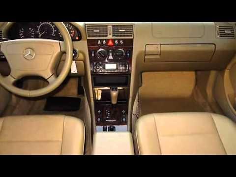 Julians Auto Showcase >> 2000 Mercedes-Benz C-Class - Julian's Auto Showcase - YouTube