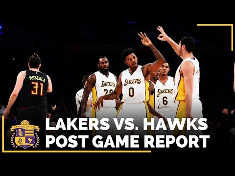 Lakers Second Unit One Of The Best Groups (Starters Or Bench) In The NBA?