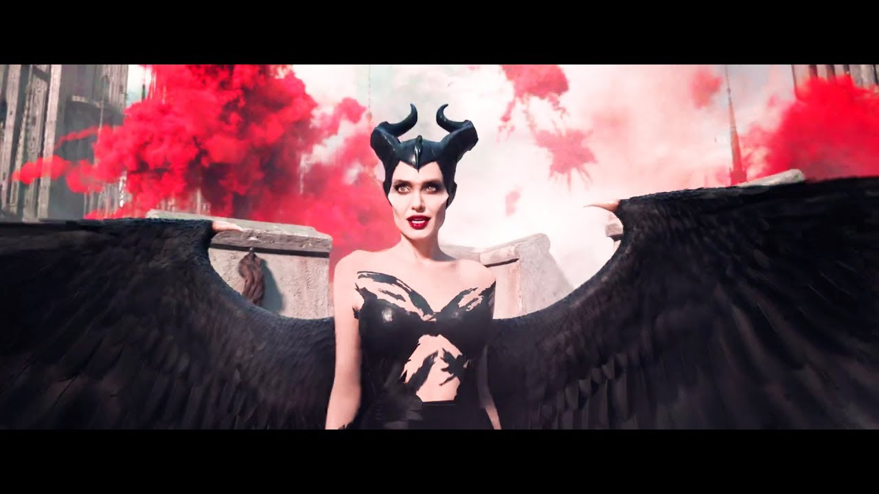 Maleficent- Paint It Black