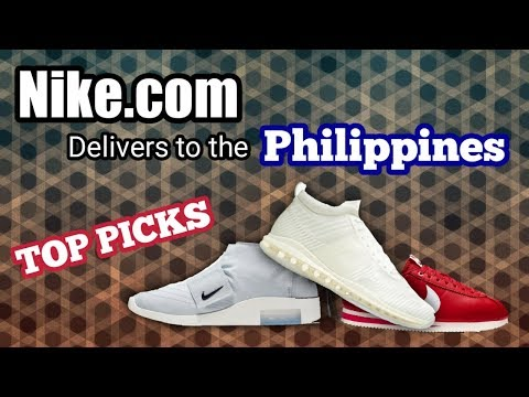 Nike.com Delivers To The Philippines! Top Picks From Nike Online Store