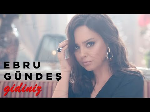 Ebru Gundes Gidiniz Video Klip