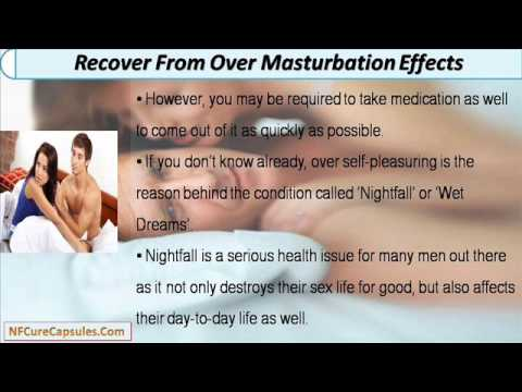 Over masturbation female masturbation effects
