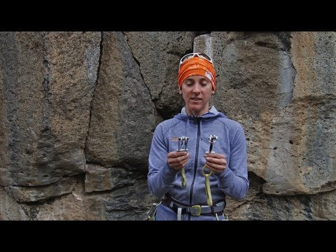 Traditional Climbing: 9. Cam Considerations - 3 Lobe vs. 4 Lobe | Climbing Tech Tips