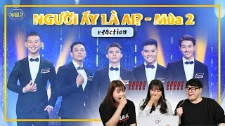 'Người ấy là ai'??Lần đầu xem chương trình truyền hình thực tế của Việt Nam,ly kỳ,hồi hộp quá!!!!