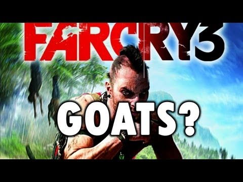 Far Cry 3 Where To Find Goats Youtube