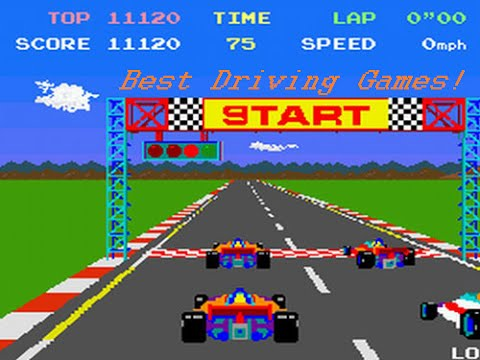 Just Cool Enough Ep:339 - Best Driving Games