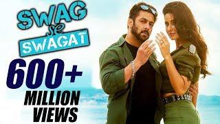 Swag Se Swagat Makes History | 1st Bollywood Song | 600M+ Views | Salman Khan | Tiger Zinda Hai
